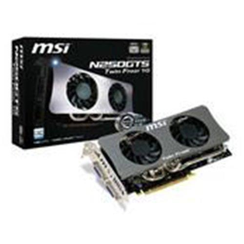 MSI N250GTS GeForce GTS 250 1 GB GDDR3 - Grafikkarten (GeForce GTS 250, 1 GB, GDDR3, 256 Bit, 2560 x 1600 Pixel, PCI Express x16)