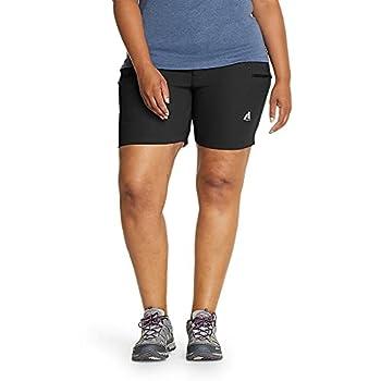 Eddie Bauer Women s Guide Pro Shorts Black 8