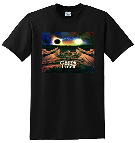 Res Greta Van Fleet T Shirt Anthem of The Peaceful Army Small Medium Large or XL