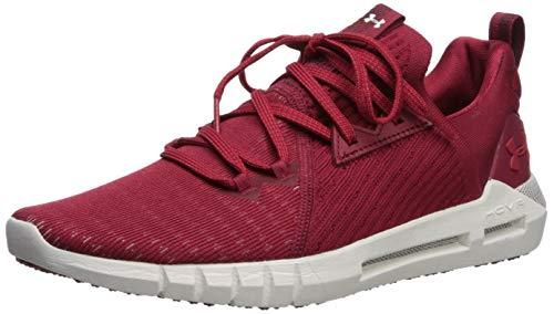 Under Armour Men's HOVR SLK EVO Sneaker, Aruba Red (602)/Onyx White, 7