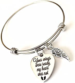 my little angel charm bracelet