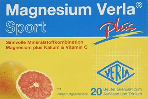 Magnesium Verla plus Granulat 20 stk