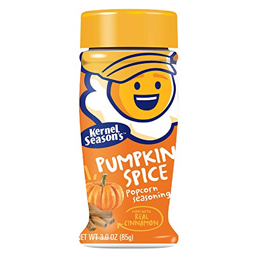 Kernel Season's Limited Edition Pumpkin Spice Popcorn Seasoning With Real Cinnamon