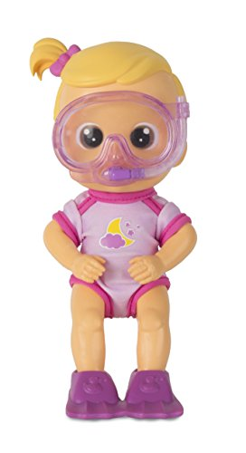 IMC Toys Bloopies Luna Amici del Bagnetto, Colore Pink, 95618IM
