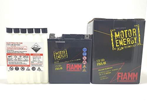 BATTERIA FIAMM MOTOR ENERGY YTX7L-BS 12V 6Ah HORNET 600 1998 1999 2000 2001 2002 2003 2004 2005 2006