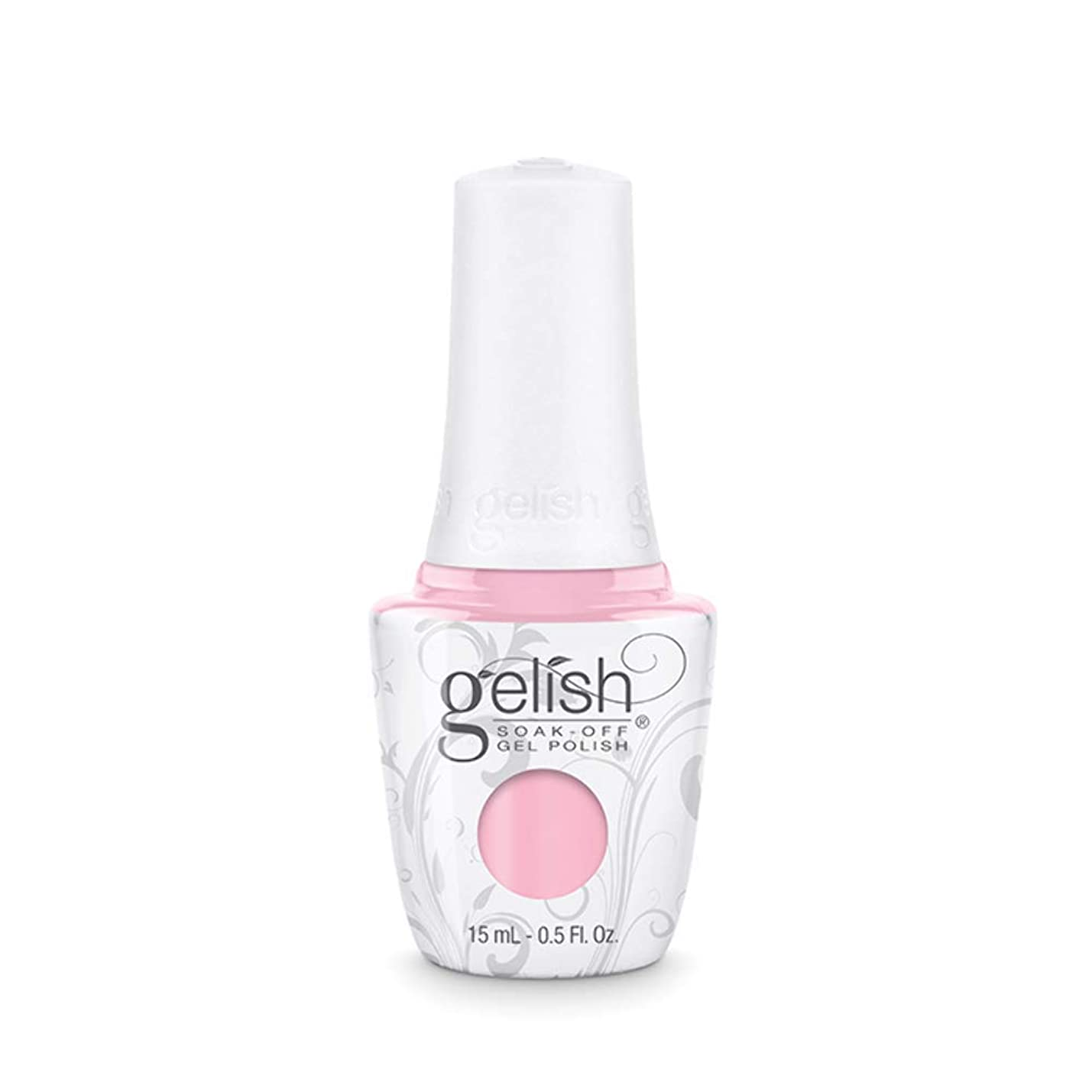 後世欠員エスカレートHarmony Gelish Gel Polish - Pink Smoothie - 0.5oz / 15ml