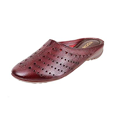 Mochi Women's Leather Footwear