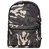 Rockland Classic Laptop Backpack, Camo, Large