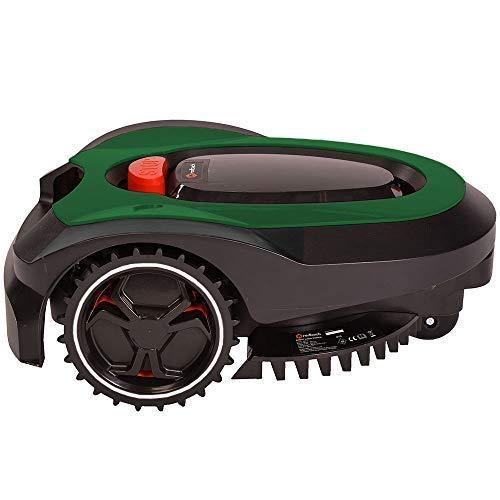 MowRo RM18 Robotic Lawn Mower Autonomous Mower with Install Kit Green