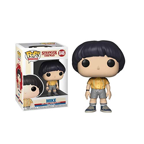 CCLL Pop TV: Stranger Things - Temporada 3 - versión Exclusiva: Mike Vinilo Figura colección de Regalos Anniversary Edition Juguetes Toys
