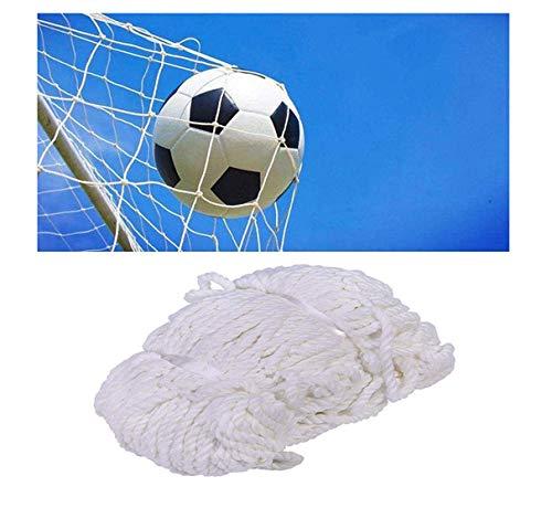 Red de repuesto para portería de fútbol, resistente, resistente a la intemperie, ideal para deportes al aire libre, fútbol, entrenamiento de niños, red de seguridad, 1*4m(3*13ft)