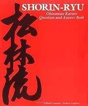 Shorin-Ryu Okinawan Karate Question and Answer Book