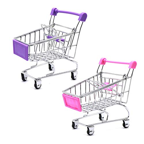 Yeelua -  Mini-Einkaufswagen