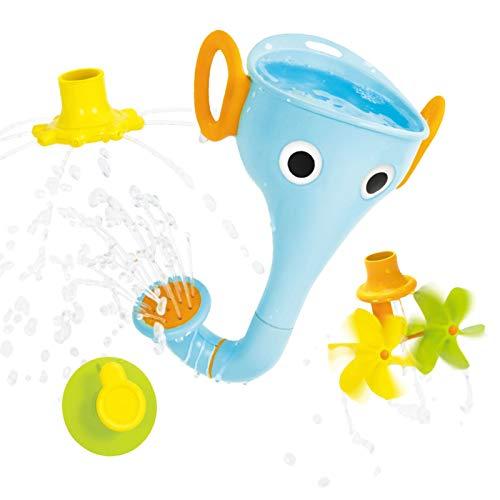 Heizung Juguetes de Piscina Baby Shower Bath Toys Baby Pequeño Icono Flores y Gotas Baby Baby Champú Copa Regalo para niños y niños pequeños