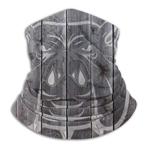 Niet geschikt voor honden op de houten plank, haarmasker, hoofddoek, halsdoek, nekwarmer, hoofddeksel voor sport.