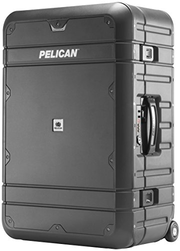 Pelican Elite Luggage | Weekender (BA27-27 inch) - Grey/Black