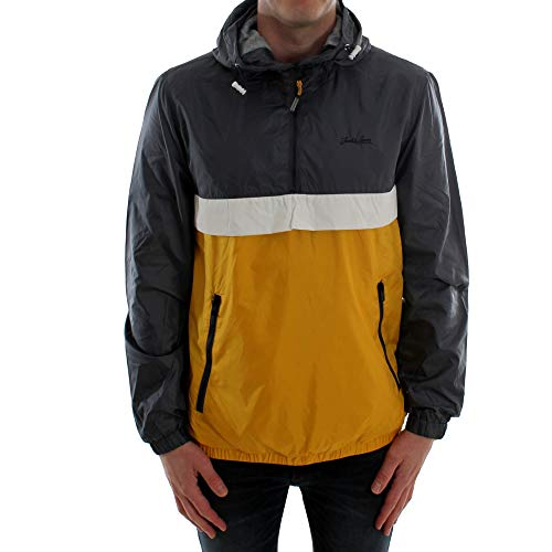 Cazadora JACK&JONES Hombre M Amarillo 12184356 JJHUNTER Light Anorak Jacket
