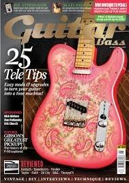 Guitar and Bass June 2016