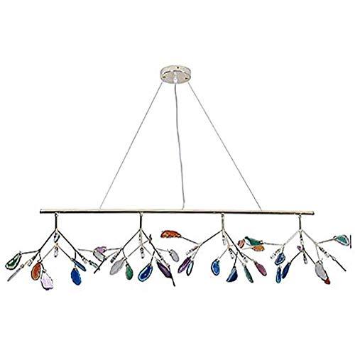 Planet Lámpara Colgante Candelabro Moderno Diseño Creativo Lámpara de suspensión de Techo Pantalla de polímero Pla Lámpara de Accesorio de iluminación Lámpara Colgante Decorativa de Interior 13 Luces