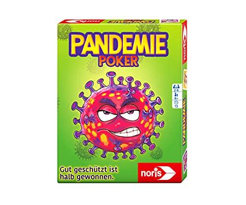 noris 606264517 - Juego de Cartas de pandemia, a Partir de 8 años