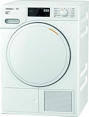 Miele TWE520WP Freestanding Heat Pump Tumble Dryer, 8Kg Load, White
