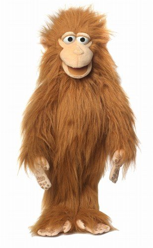 28' Silly Monkey, Full Body, Ventriloquist Style Puppet