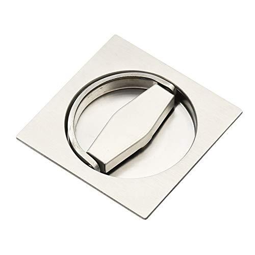 Anillo empotrable de acero inoxidable sólido, mango de anillo, anillo de elevación...