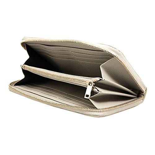 サンローラン『ラウンドファスナー長財布』