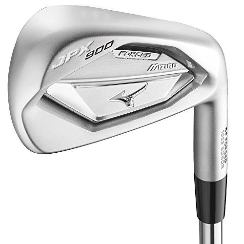 Mizuno Golf Men's JPX-900 Forged Iron Set (Set of 8 total clubs: 4-GW, Steel, Stiff, Right Hand)