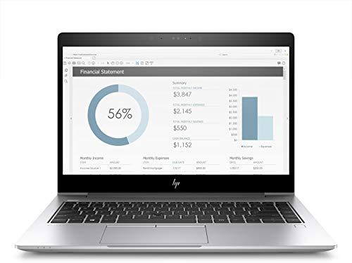 HP EliteBook 1040 G4 14-inch Laptop (7th Gen Intel Core i7 7820HQ/16GB/1000GB SSD/Windows 10 Pro 64 bit/Integrated Graphics), Silver