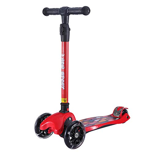 New Olym Kick Scooter for Kids 3 Wheels 4...