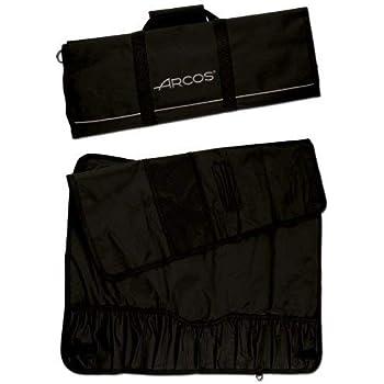 Compra Arcos 690500 - Bolsa con 12 compartimentos para cuchillos en Amazon.es