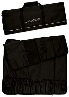 Arcos 690500 - Bolsa con 12 compartimentos para cuchillos