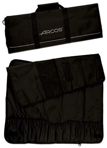 Arcos 690500 Trousse 12 Places, Acrylique, Multicolore, 52,4 x 17,8 x 5,4 cm