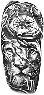 Unterarm tattoo männer löwe