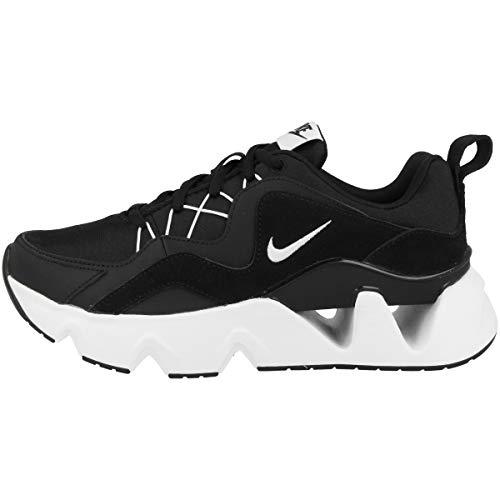 Nike Wmns RYZ 365, Scarpe da Trail Running Donna, Multicolore (Black/White 003), 36.5 EU