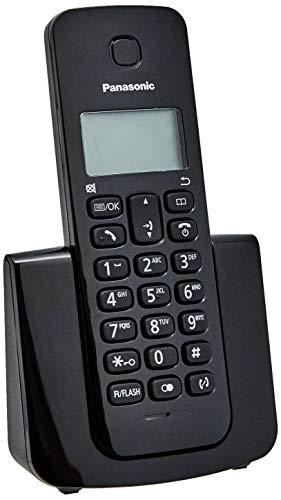 Panasonic KX-TGB110LBB Telefone sem Fio, Preto