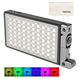 Best Pocket Camcorders - BOLING BL-P1 RGB LED Full Color Camera/Camcorder Light Review