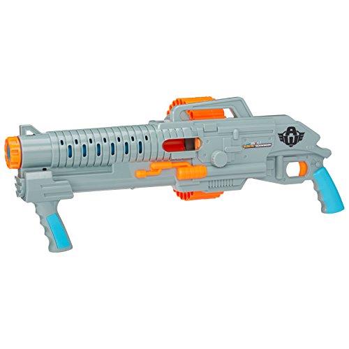 Buzz Bee Toys Ultra Tek Sidewinder Dartblaster, Kinderspielzeug