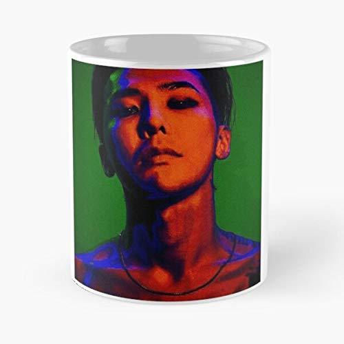 Kwon Ji Yong Classic Mug Best Gift Coffee Mugs 11 Oz