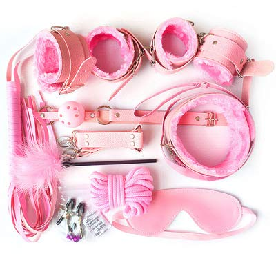 liumanli PU Material Plus Fluffy Inner Ring Helps Yoga Sleep Exercise Beautiful Pink