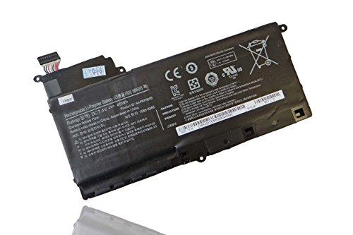vhbw Batterie 6100mAh (7.4V) pour Samsung 530U4B-S03 530U4C-A01 530U4C-A02 530U4C-S01 530U4C-S02 535U4C BA43-00339A NP530U4B remplace AA-PBYN8AB
