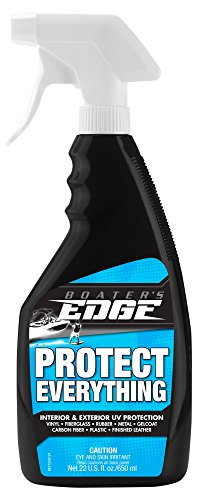 Boater's EDGE Protect Everything - Multi-Surface Interior/Exterior UV Protectant...