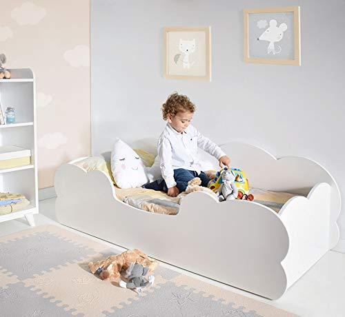Letto Montessori Nuvola, 70x140 cm