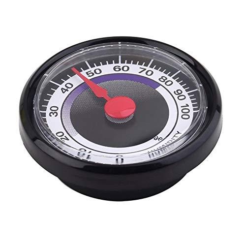 Bubbry draagbare nauwkeurige duurzame analoge hygrometer vochtmeter voor binnen en buiten