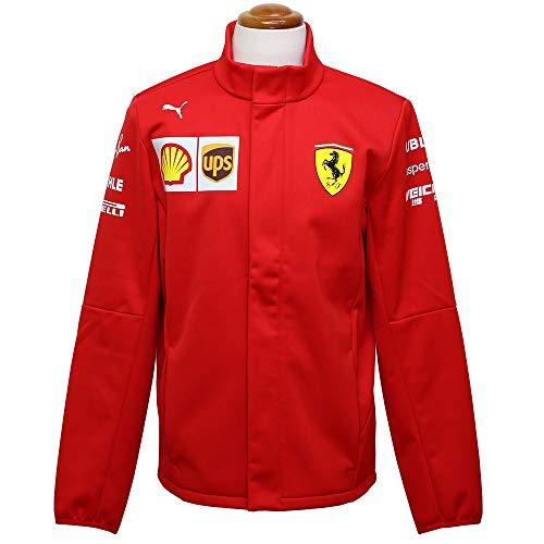 Official Formula one - Scuderia Ferrari 2020 PUMA - Team Softshell-Jacke - XL