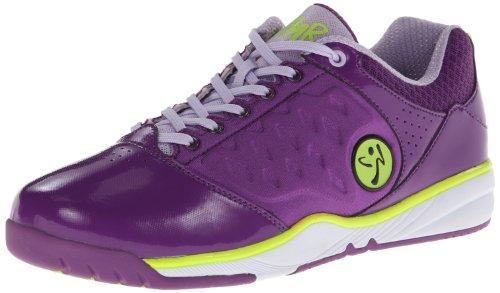 Zumba Sneaker Energy Push Viola/Bianco EU 35.5 (US 5)