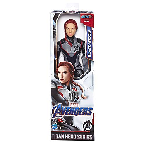 MARVEL HEROES STATUINA VEDOVA NERA AVENGERS AGE OF ULTRON PVC BLACK WIDOW