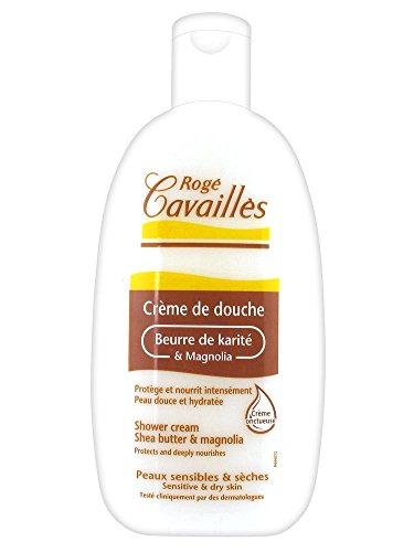 RogÉ CavaillÈs - Creme De Douche Au Beurre De Karite Et Magnolia 250ml Roge Cavailles