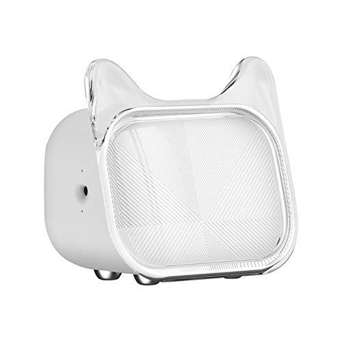 HRDJPYX HIPERDEAL Bluetooth-luidspreker, handsfree, spraakoverdracht, mini-luidspreker, draagbaar, beeldopstelling Jn4